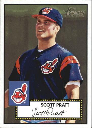 Photo of 2001 Topps Heritage #93 Scott Pratt RC