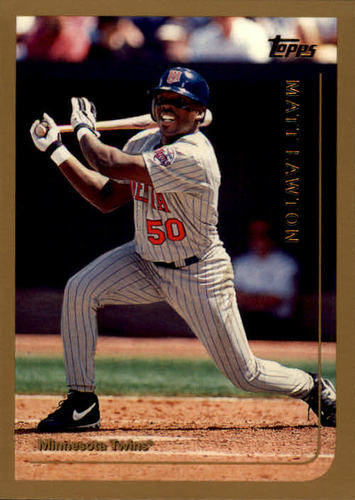 Photo of 1999 Topps #94 Matt Lawton