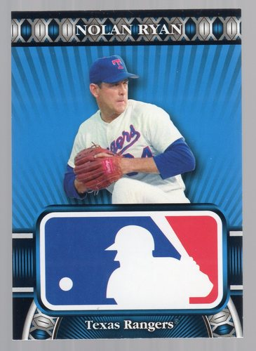 Photo of 2010 Topps Logoman HTA #21 Nolan Ryan