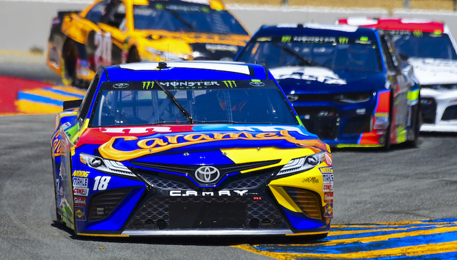 PIT ROAD CLUB TICKETS & PHOTO WITH CHAMPION AT SONOMA RACEWAY