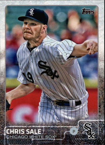 Photo of 2015 Topps #376A Chris Sale