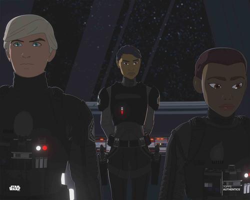 Tam Ryvora, Agent Tierny and Jayce Rucklin