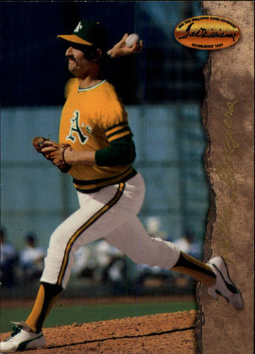 Photo of 1994 Ted Williams #66 Rollie Fingers