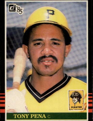 Photo of 1985 Donruss #64 Tony Pena