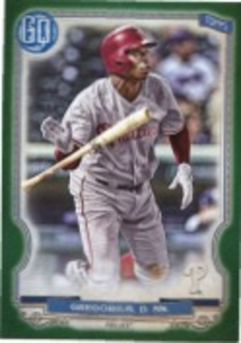 Photo of 2020 Topps Gypsy Queen Green #45 Didi Gregorius