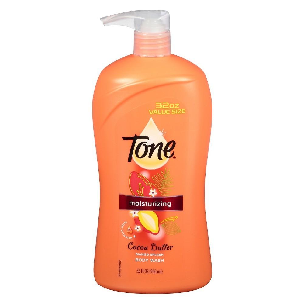 Photo of Tone Cocoa Butter and Mango Splash Moisturizing Body Wash
