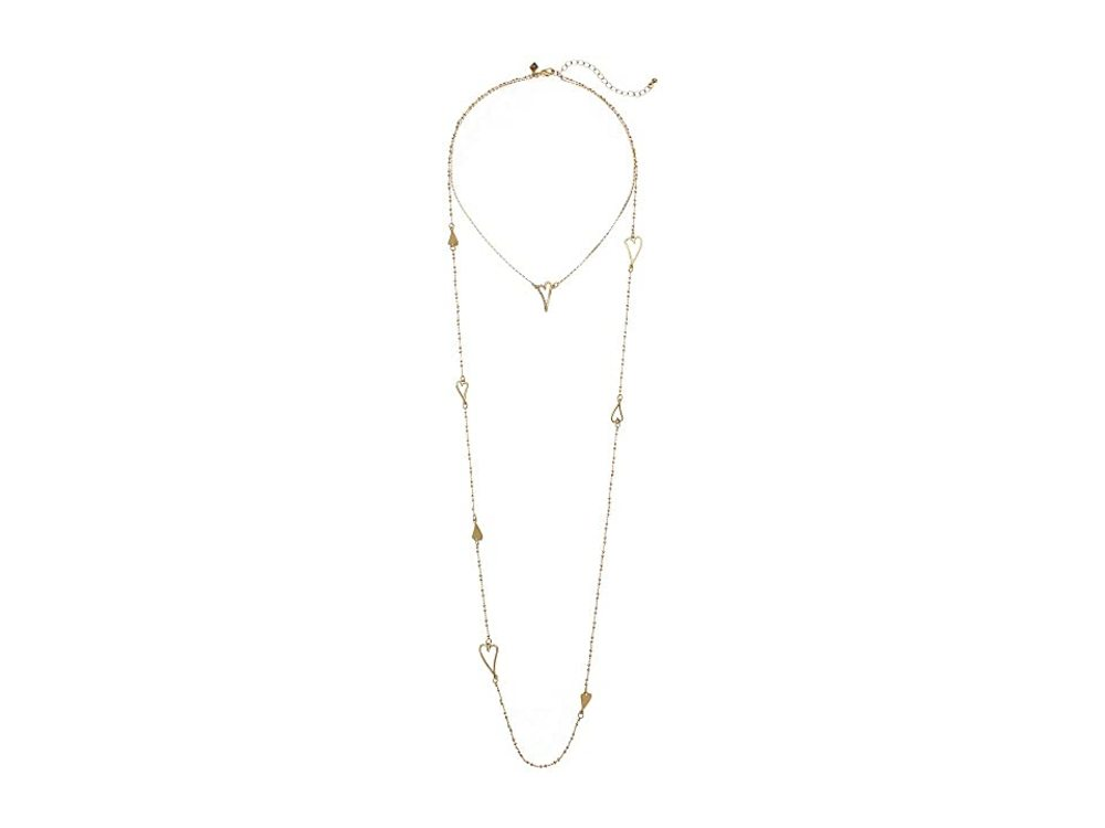 Photo of Rebecca Minkoff Sweetheart Layered Necklace