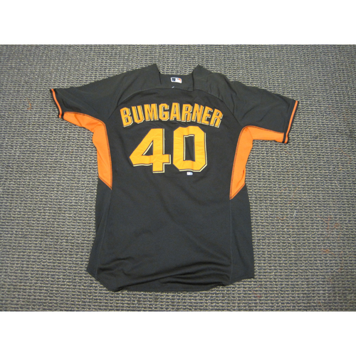 new concept 2b664 24db1 MLB Auctions | San Francisco Giants Madison Bumgarner 2014 ...