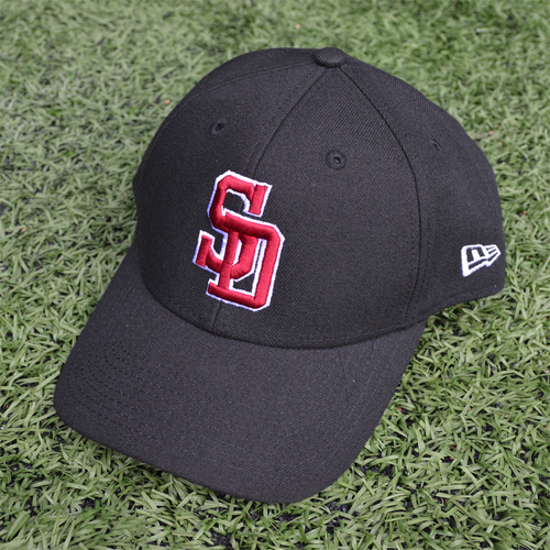 Photo of Charity Auction - Broward Education Foundation - Phil Regan #33 - Game-Used Marjory Stoneman Douglas High School Cap