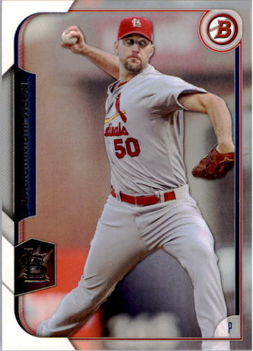Photo of 2015 Bowman #111 Adam Wainwright