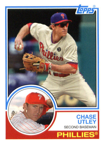 Photo of 2015 Topps Archives #262 Chase Utley