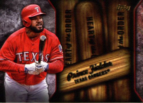 Photo of 2015 Topps Heart of the Order #HOR13 Prince Fielder