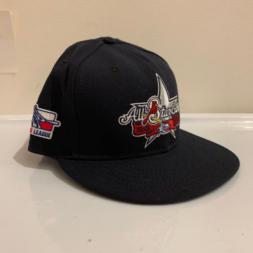 Photo of 2016 Texas League All Star Game -  Game Used Cap  - Keegan Yuhl (Houston Astros) Size - 7 -3/8