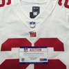 Crucial Catch - Giants Orleans Darkwa Game Used Jersey 10.15.17 Size 40
