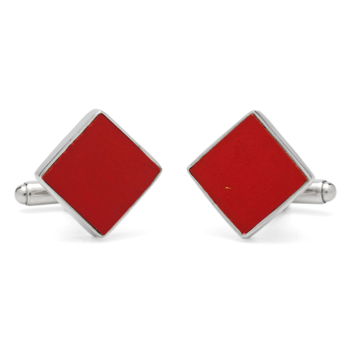 Photo of Tokens & Icons Crosley Field Seat Cuff Links