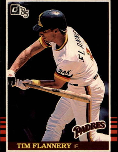 Photo of 1985 Donruss #551 Tim Flannery
