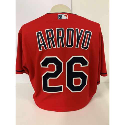 Photo of Team Issued Jersey - Christian Arroyo #26 - Size 46