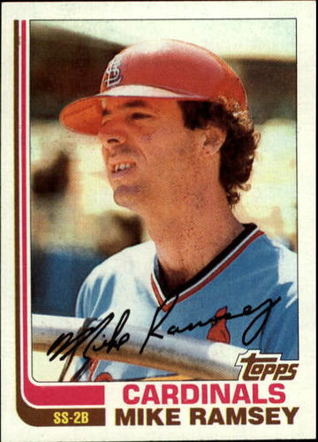 Photo of 1982 Topps #574 Mike Ramsey