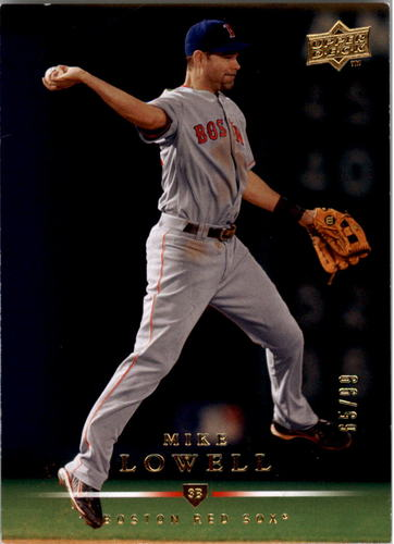 Photo of 2008 Upper Deck Gold #228 Mike Lowell