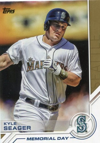 Photo of 2017 Topps Salute #S13 Kyle Seager