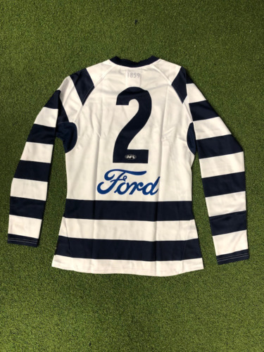 Photo of 2020 Player Issued Long Sleeve Home Guernsey - #2