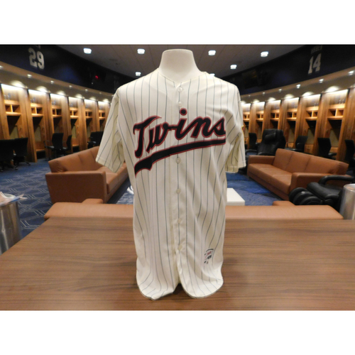 Photo of 2017 Brian Dozier Team-Issued Jersey