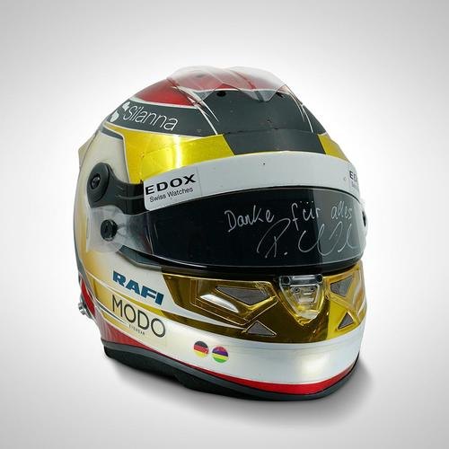 Photo of Pascal Wehrlein 2017 Race-used Helmet