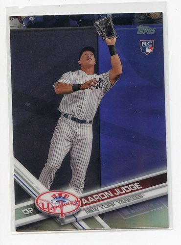 Photo of 2019 Topps Factory Set Greatest Chrome Reprints Refractors #TGCR25 Aaron Judge