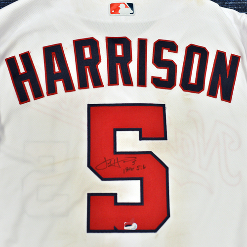 Photo of Washington Nationals Philanthropies Jerseys Off Their Back Auction - Josh Harrison - Autographed Game-Used Jersey - Size 42