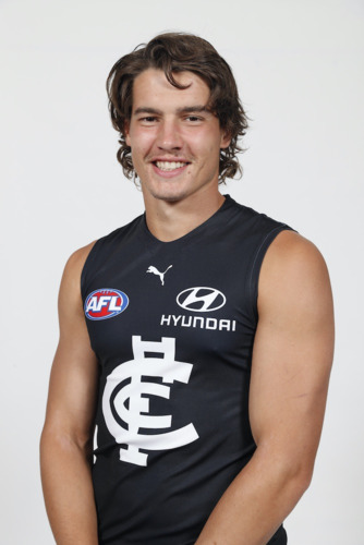 Photo of 2021 AFL Clash Player Guernsey - Liam Stocker