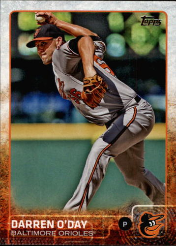 Photo of 2015 Topps #670 Darren O'Day