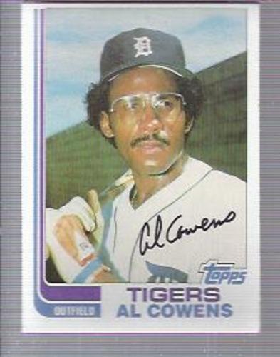 Photo of 1982 Topps #575 Al Cowens