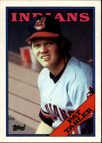 Photo of 1988 Topps #230 Pat Tabler