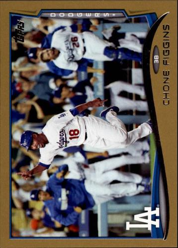 Photo of 2014 Topps Update Gold #US169 Chone Figgins