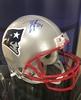 Ty Law signed Patriots Proline Helmet