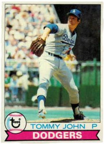Photo of 1979 Topps #255 Tommy John