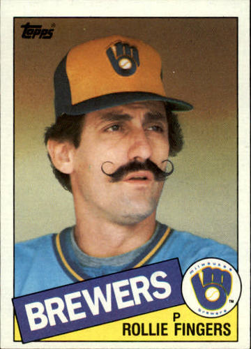 Photo of 1985 Topps #750 Rollie Fingers