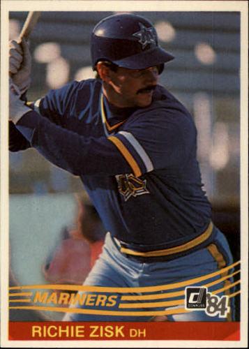 Photo of 1984 Donruss #69 Richie Zisk