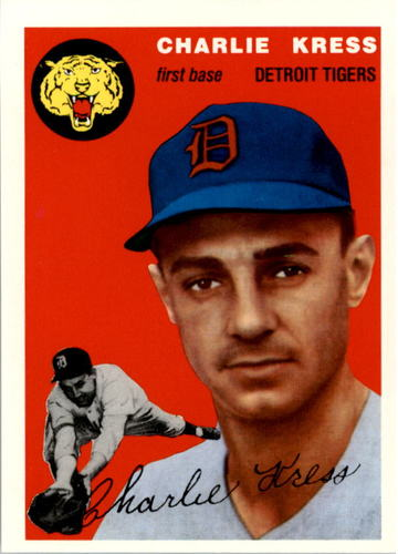 Photo of 1994 Topps Archives '54 #219 Charlie Kress