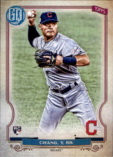 Photo of 2020 Topps Gypsy Queen #171 Yu Chang RC