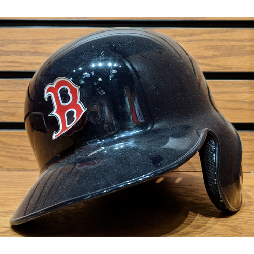 Photo of Rick Porcello #22 Team Issued Batting Helmet