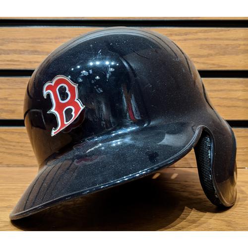 Rick Porcello #22 Team Issued Batting Helmet