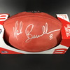 Legends - Jaguars Mark Brunell Signed Authentic Football