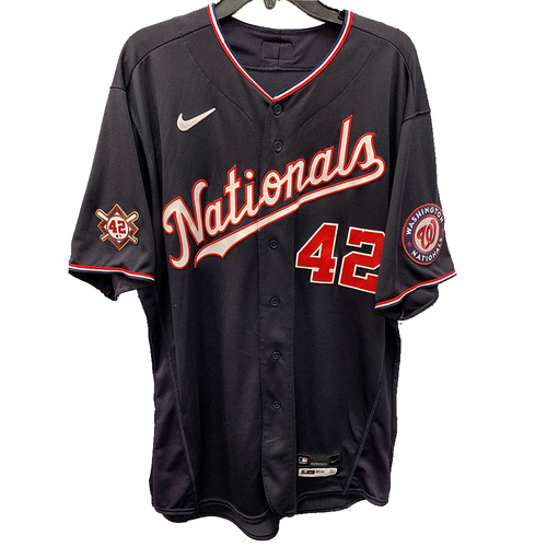 Photo of Will Harris - Jackie Robinson Day Game Used Jersey