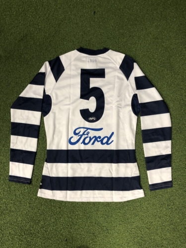 Photo of 2020 Player Issued Long Sleeve Home Guernsey - #5