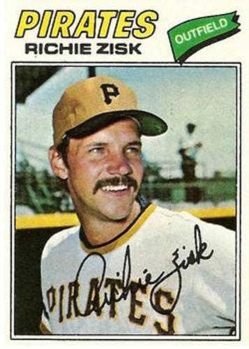 Photo of 1977 Topps #483 Richie Zisk