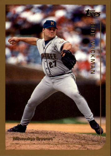 Photo of 1999 Topps #151 Bob Wickman
