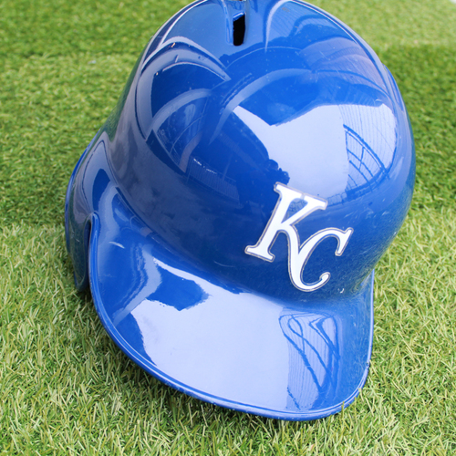 Photo of Team-Issued Helmet: Danny Duffy (Size 8)