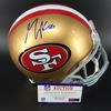 NFL - 49ers George Kittle Signed Proline Helmet