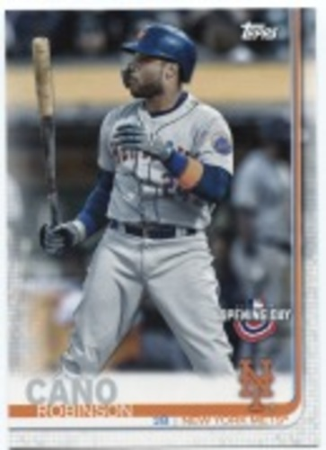 Photo of 2019 Topps Opening Day #188 Robinson Cano